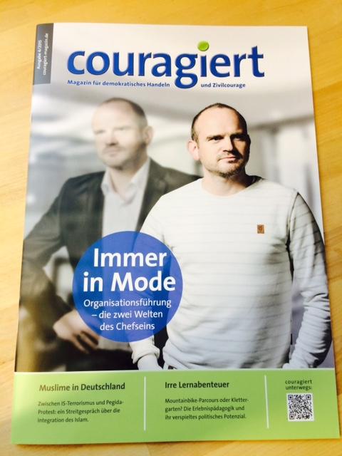 Couragiert - Ausgabe 4:2015 - 2